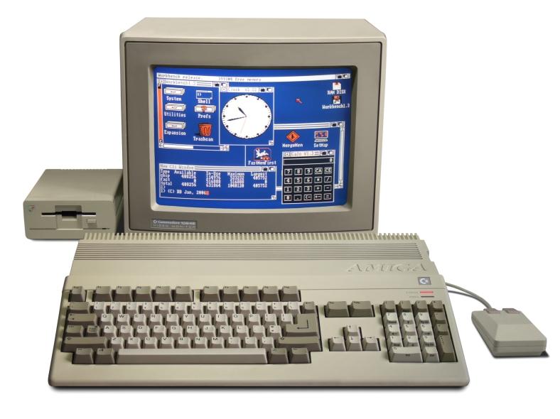 Commodore Amiga [RetroPie series] | Lazy Retroist